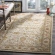 Product Image of Ivory, Light Green (A) Traditional / Oriental Area Rug
