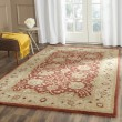 Product Image of Rust (A) Traditional / Oriental Area Rug