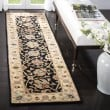 Product Image of Black (B) Traditional / Oriental Area Rug