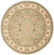 Product Image of Green, Gold (A) Traditional / Oriental Area Rug