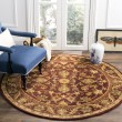Product Image of Wine, Gold (B) Traditional / Oriental Area Rug