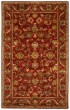 Product Image of Traditional / Oriental Red, Red (E) Area Rug