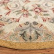 Product Image of Taupe, Ivory (T) Country Area Rug