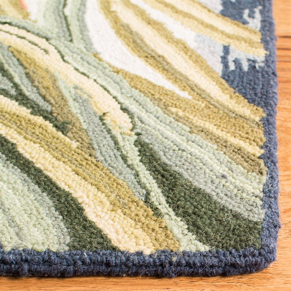Ivory (A) Country Area Rug