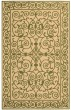 Product Image of Transitional Yellow, Light Green (G) Area Rug