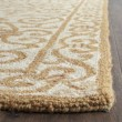 Product Image of Ivory, Gold (P) Transitional Area Rug