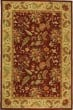 Product Image of Traditional / Oriental Red, Ivory (C) Area Rug