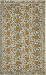 Product Image of Ivory, Blue (A) Moroccan Area Rug