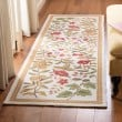 Product Image of Ivory, Gold (A) Floral / Botanical Area Rug