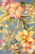 Product Image of Floral / Botanical Blue, Yellow (C) Area Rug