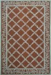Product Image of Traditional / Oriental Brown, Blue (G) Area Rug