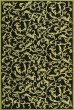 Product Image of Black, Green (B) Transitional Area Rug