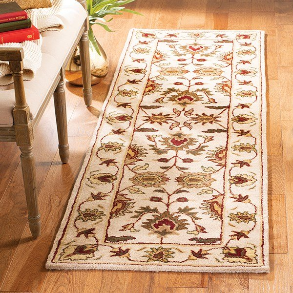 Camel, Camel (A) Traditional / Oriental Area Rug