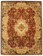 Product Image of Traditional / Oriental Rust, Green (A) Area Rug