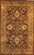 Product Image of Traditional / Oriental Burgundy, Gold (A) Area Rug