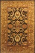 Product Image of Traditional / Oriental Dark Plum, Gold (B) Area Rug