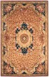 Product Image of Traditional / Oriental Burgundy, Black (B) Area Rug