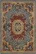 Product Image of Traditional / Oriental Blue, Ivory (C) Area Rug