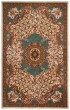 Product Image of Traditional / Oriental Ivory, Light Blue (E) Area Rug