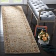 Product Image of Light Green, Gold (A) Traditional / Oriental Area Rug