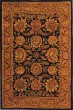 Product Image of Traditional / Oriental Navy, Red (A) Area Rug