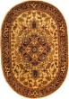 Product Image of Light Gold, Red (A) Traditional / Oriental Area Rug