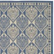 Product Image of Blue, Ivory (C) Moroccan Area Rug