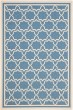 Product Image of Moroccan Blue, Beige (243) Area Rug