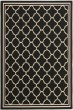 Product Image of Moroccan Black, Beige (226) Area Rug