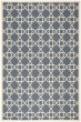 Product Image of Contemporary / Modern Navy, Beige (268) Area Rug