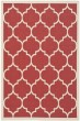 Product Image of Moroccan Red, Bone (248) Area Rug