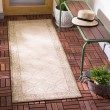 Product Image of Natural, Brown (3001) Bordered Area Rug