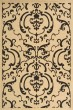 Product Image of Traditional / Oriental Sand, Black (3901) Area Rug