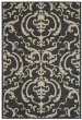 Product Image of Traditional / Oriental Black, Sand (3908) Area Rug