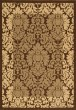 Product Image of Damask Natural, Terra (3009) Area Rug