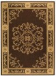 Product Image of Traditional / Oriental Chocolate, Natural (3409) Area Rug