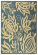 Product Image of Outdoor / Indoor Blue, Natural (3103) Area Rug