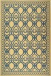 Product Image of Moroccan Natural, Blue (3101) Area Rug