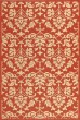 Product Image of Transitional Red, Natural (3707) Area Rug