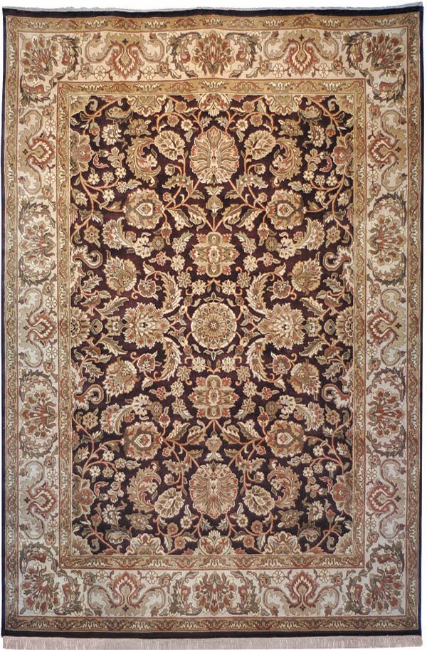 Cola, Beige (A) Traditional / Oriental Area Rug