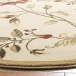 Product Image of Ivory (1291) Floral / Botanical Area Rug