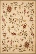 Product Image of Floral / Botanical Ivory (1291) Area Rug