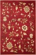 Product Image of Floral / Botanical Red (4091) Area Rug