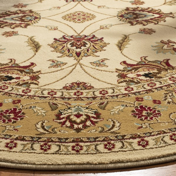 Ivory, Beige (1213) Traditional / Oriental Area Rug