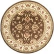 Product Image of Brown, Ivory (2512) Traditional / Oriental Area Rug