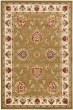 Product Image of Traditional / Oriental Green, Ivory (5212) Area Rug