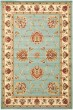 Product Image of Traditional / Oriental Blue, Ivory (6512) Area Rug
