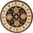 Product Image of Black, Ivory (9012) Traditional / Oriental Area Rug