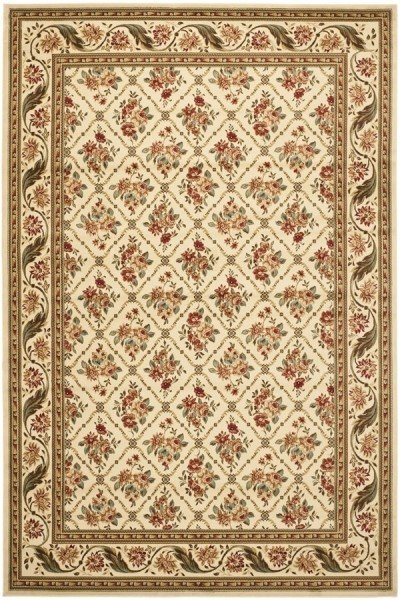 Ivory (1212) Traditional / Oriental Area Rug