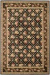 Product Image of Traditional / Oriental Black (9090) Area Rug